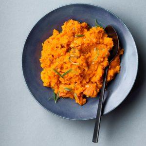 Ztrdg recepten: pompoenpuree