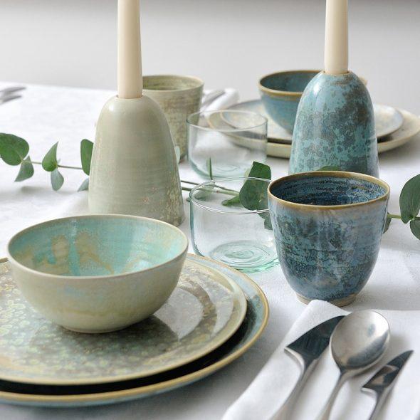 Gedekte tafel / Tableware